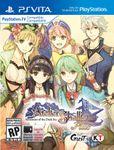Video Game: Atelier Shallie: Alchemists of the Dusk Sea