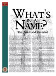RPG Item: What's in a Name?