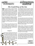 RPG Item: Adventure Shards: The Cauld Boy of the Inn