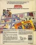 RPG Item: MH-00: Marvel Super Heroes Role-Playing Game
