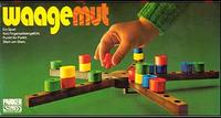 Board Game: Waagemut