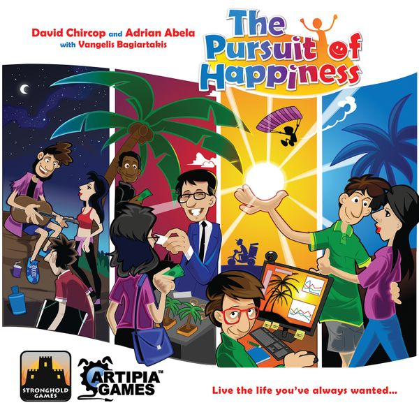 The Pursuit of Happiness - Big Box and Nostalgia expansion