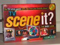 Board Game: Scene It? TV