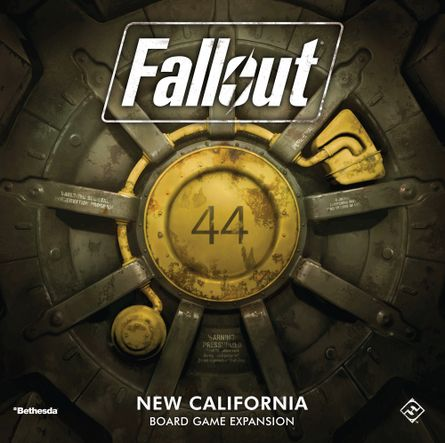 Fall Out Exp New California