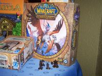 Board Game: World of Warcraft: The Adventure Game