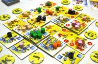 Board Game: Ginkgopolis