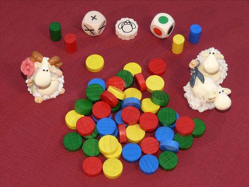 Board Game: Shear Panic