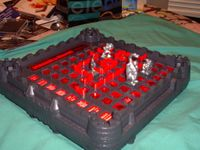 Board Game: Dungeons & Dragons Computer Labyrinth Game