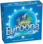 Board Game: Eurooppa Tietopeli