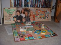 Board Game: The Family Ties Game