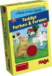 Teddys Farben und Formen