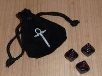 RPG Item: Vampire: The Dark Ages Dice Set