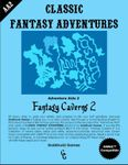 RPG Item: Adventure Aids 2: Fantasy Caverns 2