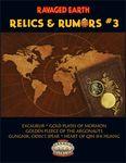 RPG Item: Relics & Rumors #3