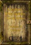 RPG Item: Creature Description Generator Volume 06: Golems