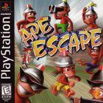 Video Game: Ape Escape