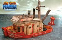 RPG Item: Mayhem Marina