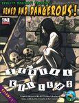 RPG Item: Armed and Dangerous!: Serial Killers