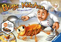Board Game: Bugs in the Kitchen