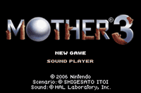 Video Game: Mother 3