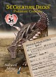 RPG Item: 5E Creature Decks: Prehistoric Creatures