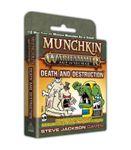 Board Game: Munchkin Warhammer: Age of Sigmar – Death and Destruction