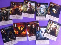 Board Game: Love Letter: The Hobbit – The Battle of the Five Armies