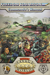 RPG Item: Freedom Squadron Commando's Manual