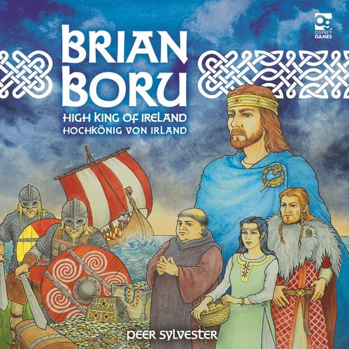 Board Game: Brian Boru: High King of Ireland