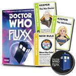 Board Game: Doctor Who Fluxx: Coin & Doctors