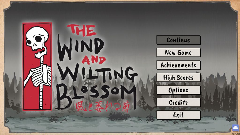 Video Game: The Wind and Wilting Blossom
