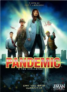Pandemic Cover Artwork