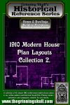 RPG Item: 1910 Modern House Plan Layouts Collection 2