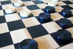 Checkers Cover Artwork
