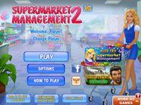 Video Game: Supermarket Management 2