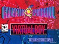 Video Game: Galactic Pinball