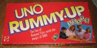 Board Game: UNO Rummy-Up