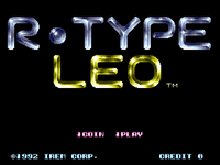 Video Game: R-Type Leo