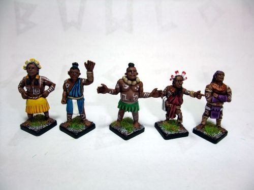Board Game: Giants
