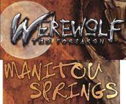 Series: Werewolf: The Forsaken Demo Manitou Springs