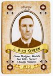 Board Game Accessory: World's Fair 1893: J. Alex Kevern Promo Card