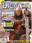 Issue: Dragon (Issue 275 - Sep 2000)