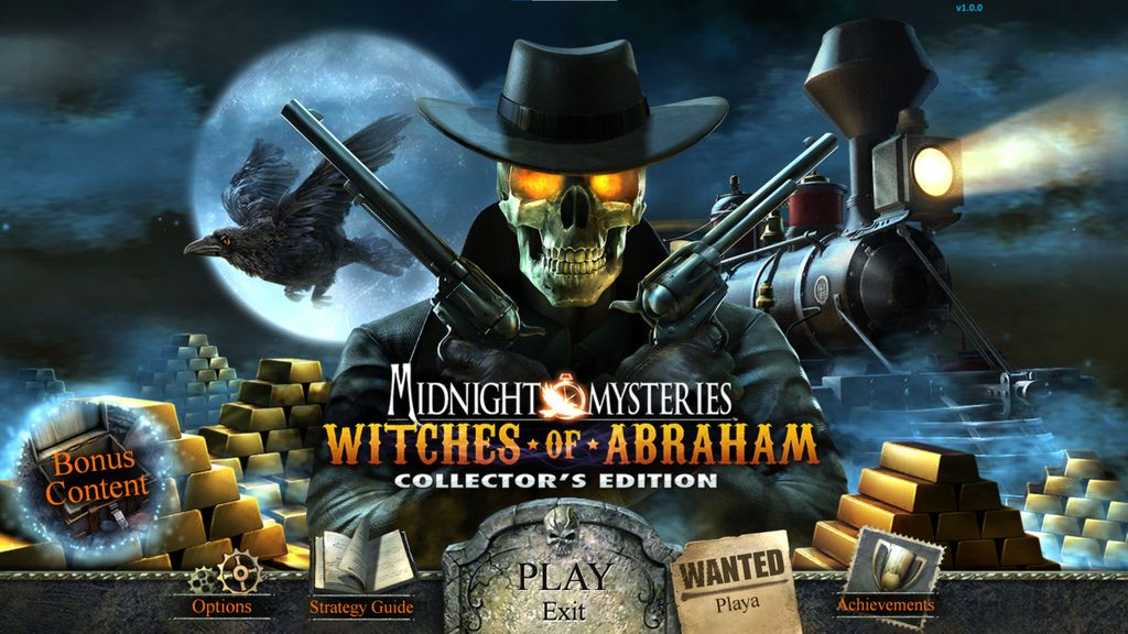 Video Game: Midnight Mysteries: Witches of Abraham