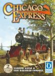 Board Game: Chicago Express: Narrow Gauge & Erie Railroad Company
