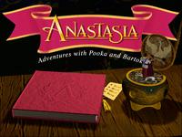 Video Game: Anastasia: Adventures with Pooka and Bartok!