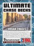 RPG Item: Ultimate Chase Decks: Urban Chases