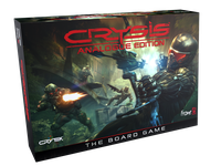 Board Game: Crysis Analogue Edition: The Board Game