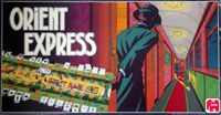 Board Game: Orient Express