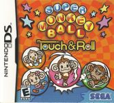 Video Game: Super Monkey Ball Touch & Roll