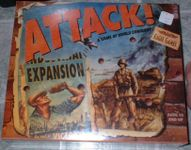 Board Game: Attack!: Expansion